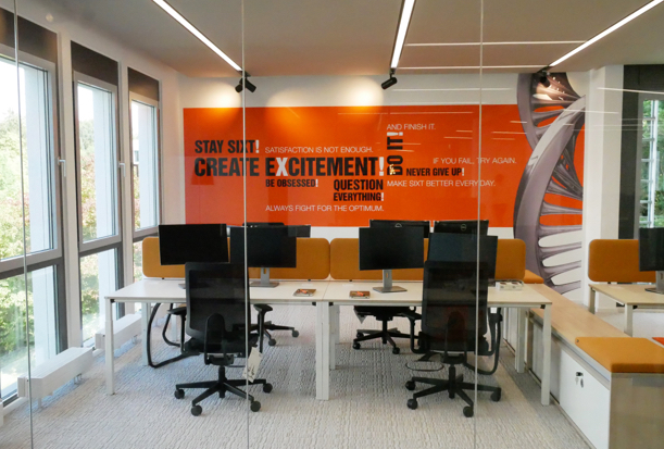 Sixt office